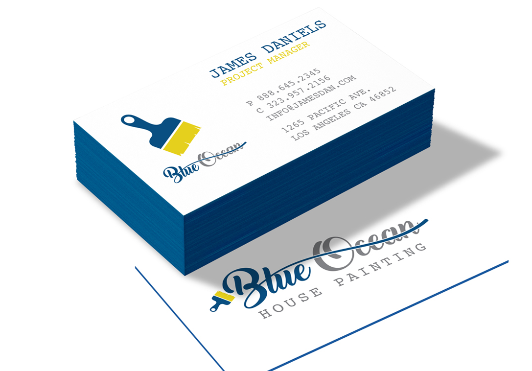 Beautiful 4over Business Cards Gallery - Business Card Ideas ...
